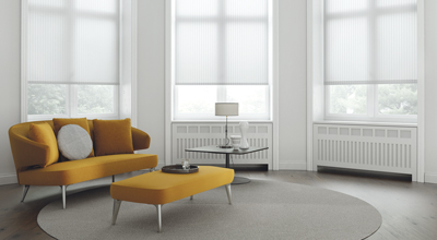 Blinds of calming colours that can transform your home