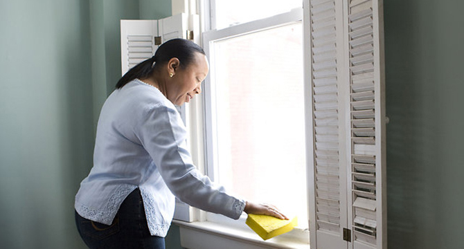 How to Clean and Store Your Blinds & Curtains