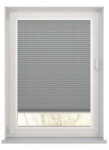 Perfect Fit Wooden Blinds Zambezi 25mm Ash