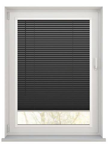 Perfect Fit Wooden Blinds Zambezi 25mm Carbon