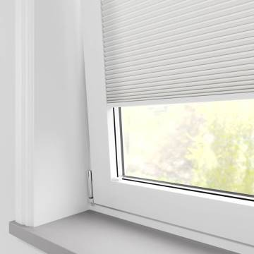 Clip and Fit Blinds Cellular Snowdrop White