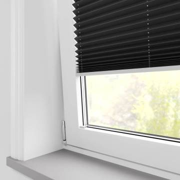 Clip and Fit Blinds Chateau Blockout Dark Grey