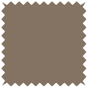 Orient Faux Silk Latte Brown