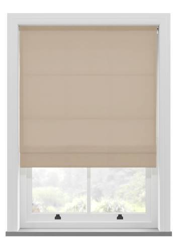Roman Blinds Panama Linen