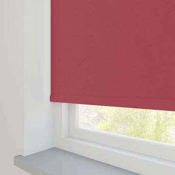 Roller Blinds Bella Blackout Chilli Red