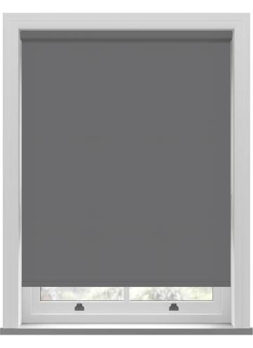Roller Blinds Bella Blackout Fossil Grey