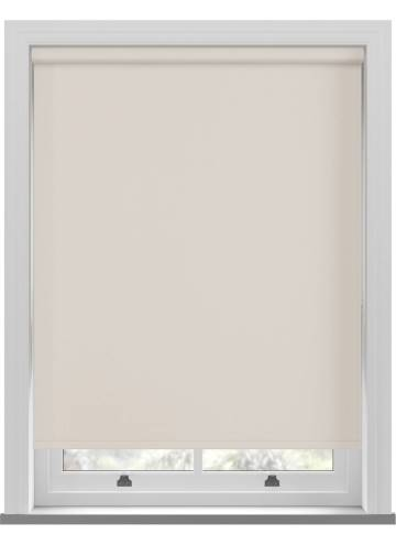 Roller Blinds Bella Blackout Ivory Off-White