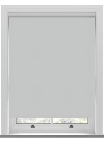 Roller Blinds Bella Blackout Light Grey
