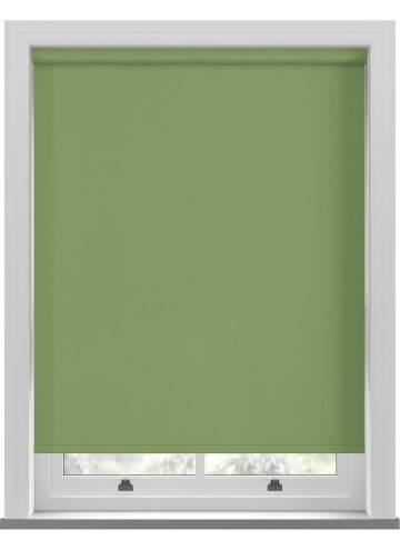 Roller Blinds Bella Blackout Pear Green