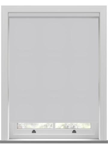 Roller Blinds Bella Blackout Silver Mist