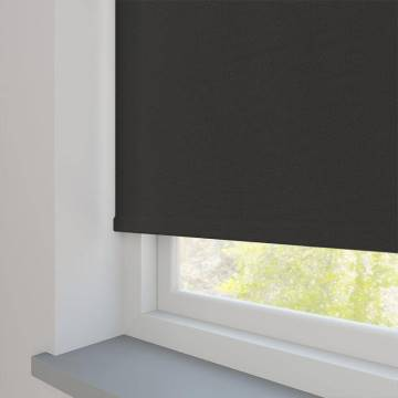 Roller Blinds Genesis Blackout Black