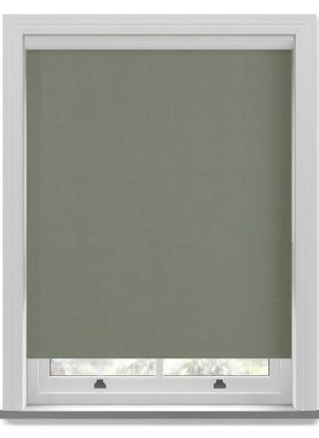 Roller Blinds Genesis Blackout Dark Grey
