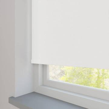 Roller Blinds Genesis Blackout Luxe White