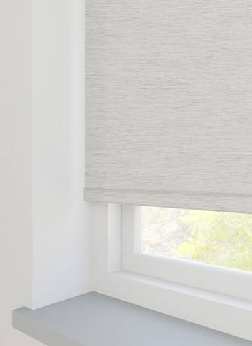 Lintex PVC Blackout Whisp Grey White