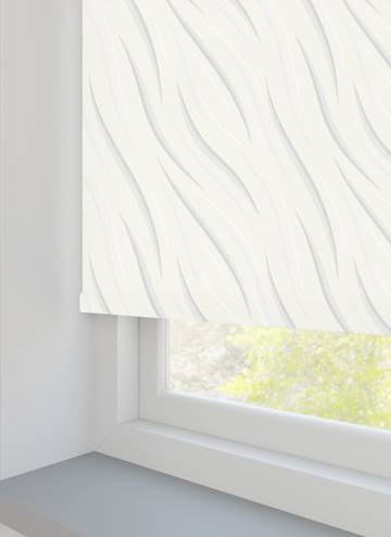 Luxari PVC Blackout White