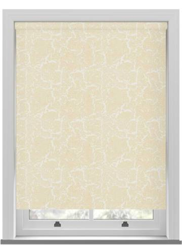 Roller Blinds Metz PVC Blackout Cream