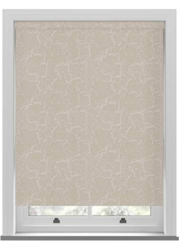 Roller Blinds Metz PVC Blackout Stone Grey