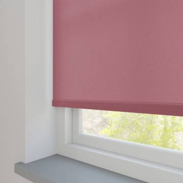 Roller Blinds Splash Rosewood Pink