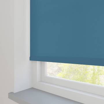 Roller Blinds Splash Smoke Blue