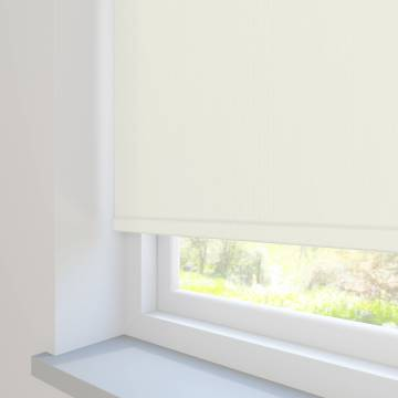 Roller Blinds Unilux PVC Blackout Cream