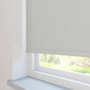 Roller Blinds Unilux PVC Blackout Grey