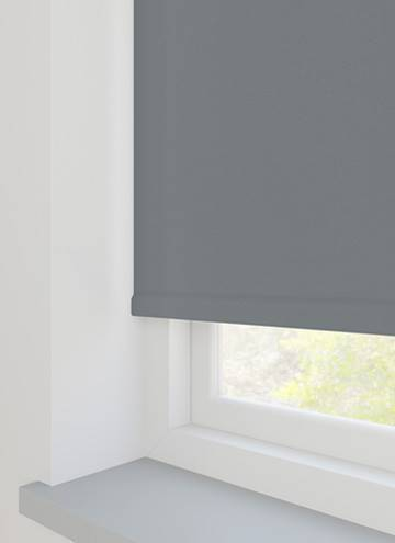 Unishade Blackout FR Charcoal Grey