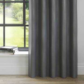 Curtains Hopsack Mercury