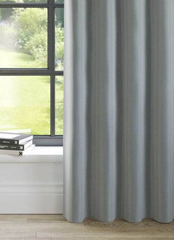 Curtains Malta Silver Grey