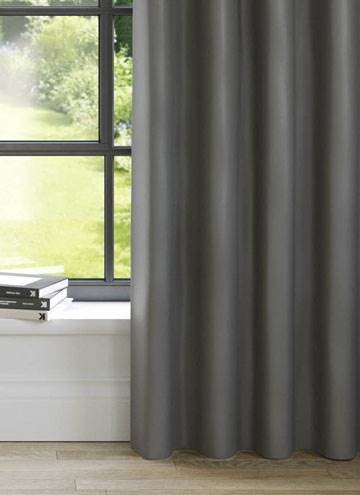 Curtains Panama Grey