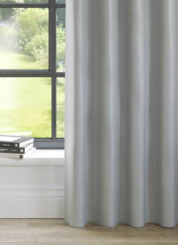 Curtains Urban Metallic Silver