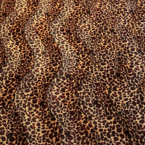 Safari Leopard Sand swatch