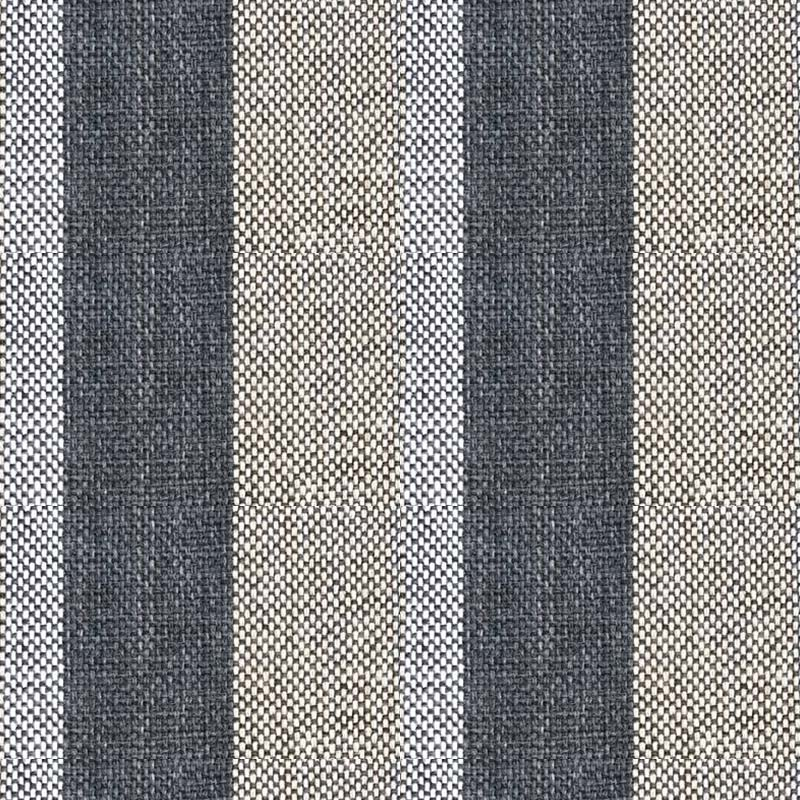 Gleneagles Stripe Charcoal