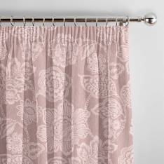 Curtains Alice Thistle Pink