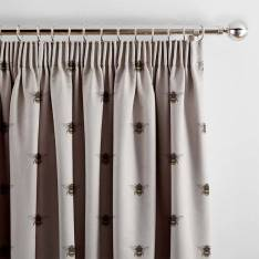 Curtains Bumblebee Ivory