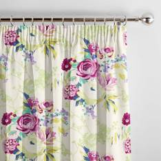 Curtains Indonesia Orchid