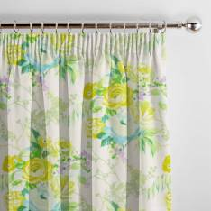 Curtains Indonesia Tropical