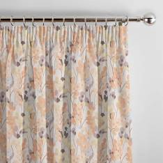 Curtains Twirl Pastel Pink