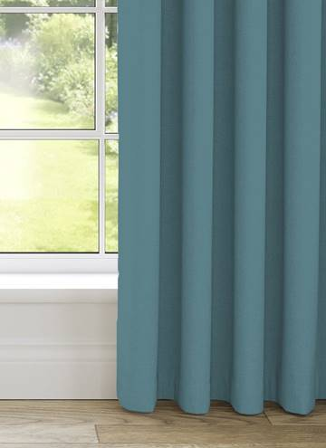 Curtains Malmo Turquoise