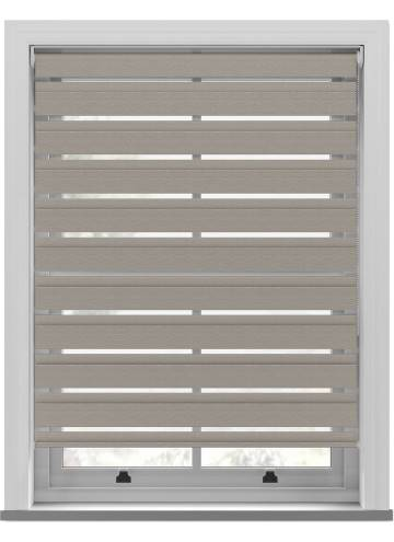 Day and Night Blinds Kanza Softshade Blackout Neutral