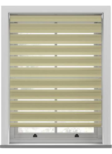Day and Night Blinds Nobis Softshade Gold
