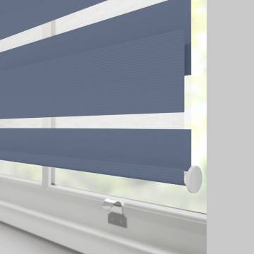 Day and Night Blinds Capri Vision Navy