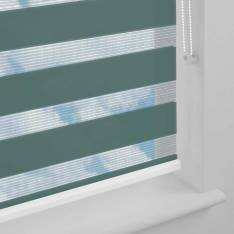 Day and Night Blinds Capri Vision Jade