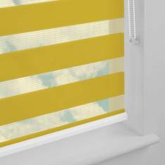 Day and Night Blinds Capri Vision Ochre