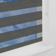 Day and Night Blinds Mero Softshade Grey