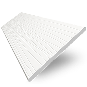 Deco Grained True White