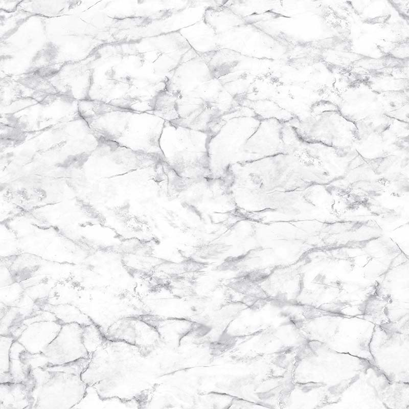 Marble PVC Blackout Grey