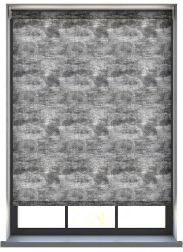 Electric Roller Blinds Addict Terrazzo Grey
