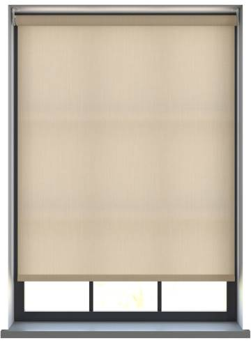 Electric Roller Blinds Bexley Sandstone