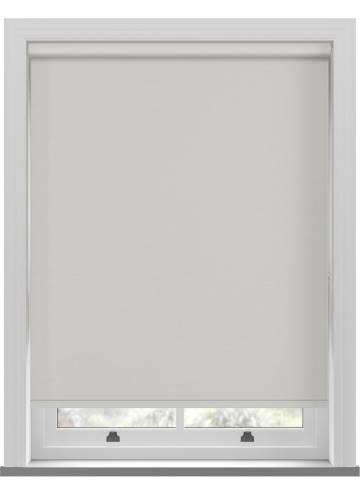 Electric Roller Blinds Estella Blackout Cream