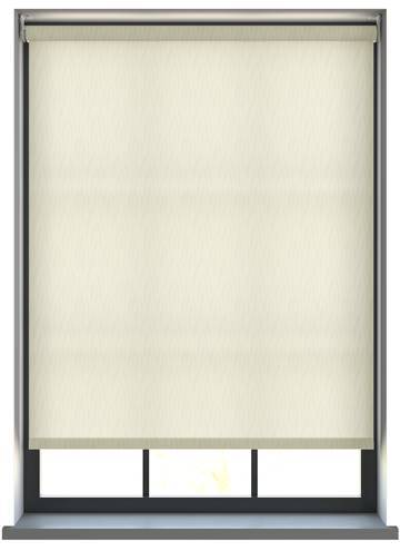 Electric Roller Blinds Legacy Athena Cream